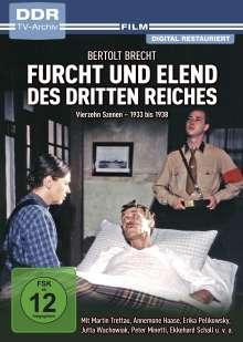 Furcht und Elend des Dritten Reiches, DVD