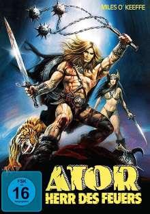 Ator - Herr des Feuers, DVD