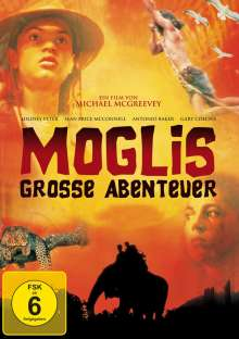Moglis grosse Abenteuer, DVD