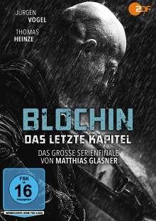 Blochin Staffel 2: Das letzte Kapitel, DVD