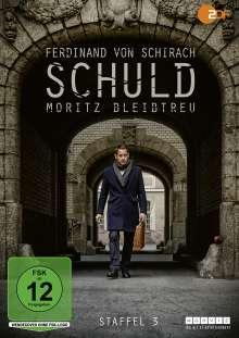 Schuld Staffel 3, DVD