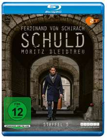 Schuld Staffel 3 (Blu-ray), Blu-ray Disc