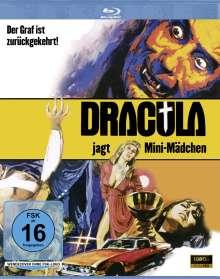 Dracula jagt Mini Mädchen (Blu-ray), Blu-ray Disc