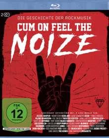 Cum On Feel The Noize - Die Geschichte der Rockmusik (Blu-ray), 2 Blu-ray Discs