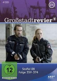 Großstadtrevier Box 24 (Staffel 28), 4 DVDs