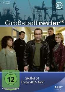 Großstadtrevier Box 27 (Staffel 31), 4 DVDs