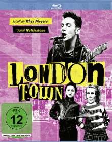 London Town (Blu-ray), Blu-ray Disc