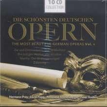Die schönsten deutschen Opern, 10 CDs