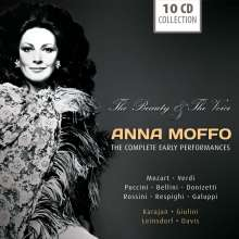 Anna Moffo - The Beauty & The Voice, 10 CDs