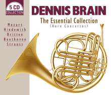 Dennis Brain - The Essential Collection, 5 CDs