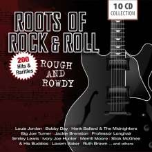 Roots Of Rock & Roll: Rough And Rowdy, 10 CDs