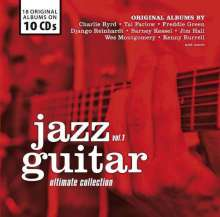 Jazz Guitar: Ultimate Collection Vol. 1 (Box-Set), 10 CDs