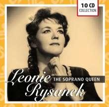Leonie Rysanek - The Soprano Queen, 10 CDs