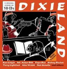 Dixieland Jazz, 10 CDs