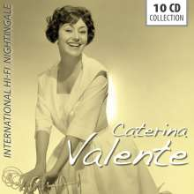 Caterina Valente: International HiFi Nightingale, 10 CDs