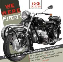 We Were First: 180 Hits in Their Original Versions, 10 CDs
