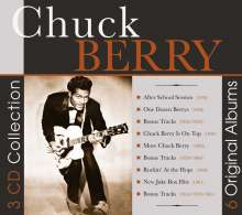 Chuck Berry: 6 Original Albums, 3 CDs