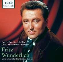 Fritz Wunderlich - Ein Klang für die Ewigkeit, 10 CDs