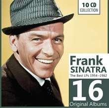 Frank Sinatra (1915-1998): 16 Original Albums: The Best LPs 1954 - 1962, 10 CDs