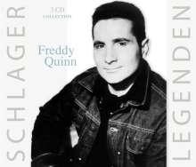 Freddy Quinn: Schlager Legenden, 3 CDs