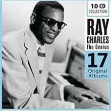 Ray Charles: The Genius - 17 Original Albums, 10 CDs