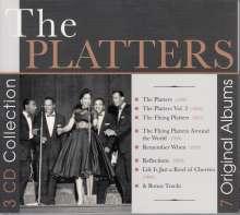 The Platters: 7 Original Albums, 3 CDs