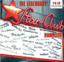 The Legendary Star-Club Hamburg, 10 CDs