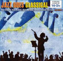 Jazz Goes Classical, 10 CDs