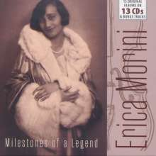 Erica Morini - Milestones of a Legend, 13 CDs