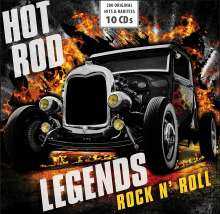 Hot Rod Rock'n'Roll, 10 CDs