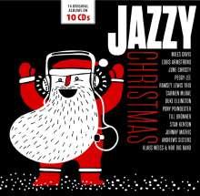 Jazzy Christmas, 10 CDs