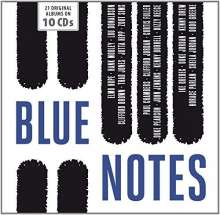 Blue Notes, 10 CDs