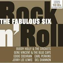 The Fabulous Six, 10 CDs