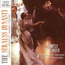 The Strauss Dynasty - Simply the Best, 10 CDs