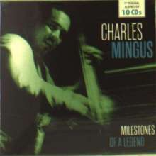 Charles Mingus (1922-1979): Milestones Of A Legend, 10 CDs