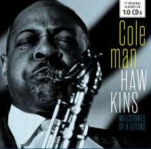 Coleman Hawkins (1904-1969): Milestones Of A Legend - 17 Original Albums, 10 CDs