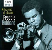 Freddie Hubbard (1938-2008): Milestones Of A Legend (16 Original Albums On 10 CDs), 10 CDs