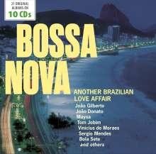 Jazz Sampler: Bossa Nova: Another Brazilian Love Affair, 10 CDs