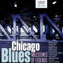 Chicago Blues (Milestones Of Legends), 10 CDs