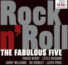 Rock'n'Roll - The Fabulous Five, 10 CDs
