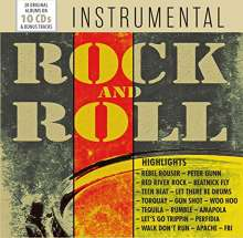 Instrumental Rock and Roll, 10 CDs