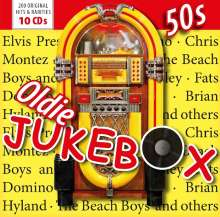 Oldie Juke-Box Vol.2, 10 CDs