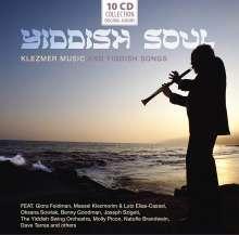 Giora Feidman (geb. 1936): Klezmer Music And Yiddish Songs, 10 CDs
