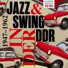 Swing & Jazz in der DDR, 10 CDs