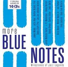 Jazz Sampler: More Blue Notes (Vol.2) (17 Original Albums On 10 CDs), 10 CDs