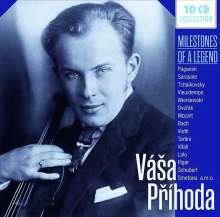 Vasa Prihoda - Milestones of a Legend, 10 CDs