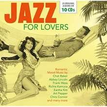 Jazz For Lovers - Milestones Of Jazz Legends (20 Original Albums), 10 CDs