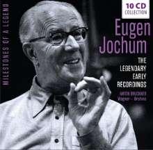 Eugen Jochum - The Legendary Early Recordings, 10 CDs