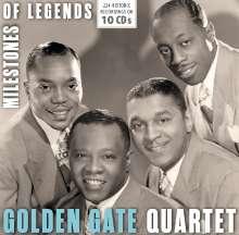 Golden Gate Quartet: Original Albums, 10 CDs