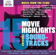 Filmmusik: 15 Movie Highlights-Original Soundtracks, 10 CDs